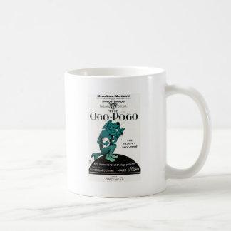 Ogo-Pogo, The Funny Fox-Trot, ShukerNature Basic White Mug