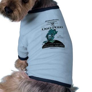 Ogo-Pogo, The Funny Fox-Trot, ShukerNature Pet Tee Shirt