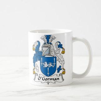 O'Gorman Family Crest Coffee Mugs