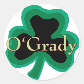 O'Grady Family Stickers