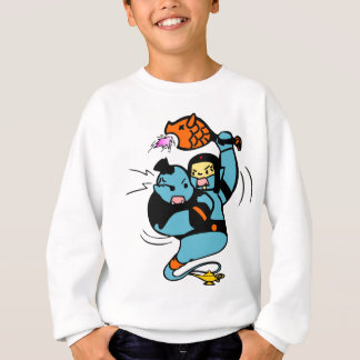 ogre lamp sweatshirt