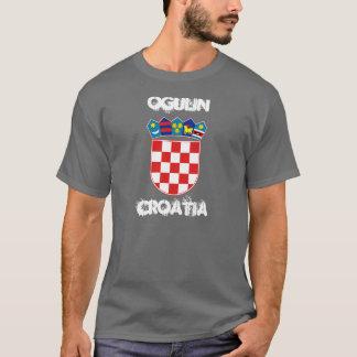 Ogulin, Croatia with coat of arms T-Shirt