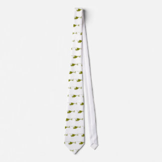 OH-6A Observation Helicopter Tie