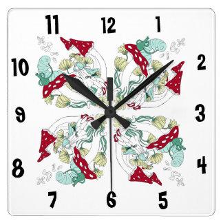 Oh Alice Clock