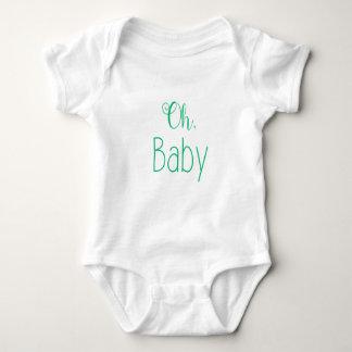 Oh, Baby Baby Bodysuit