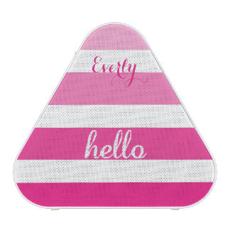 Oh Baby Personalized Pink Girly Girl