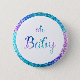 Oh Baby Standard Button