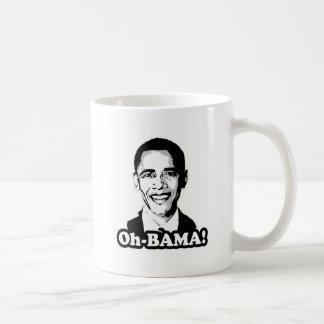 OH BAMA -.png Basic White Mug