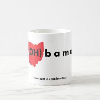 (OH)bama - Red and Black Morphing Mug