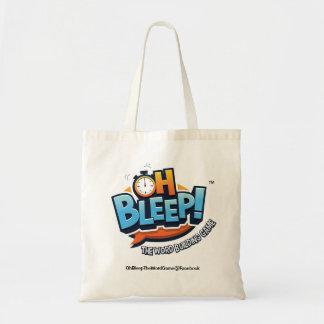 Oh Bleep! Logo Tote