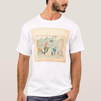 Oh Boys, I've Struck it Heavy (1603A) T-Shirt