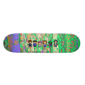 Oh Brother Board Skateboard Deck