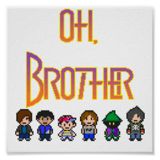 Oh, Brother Poster