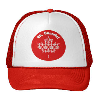Oh Canada Hats