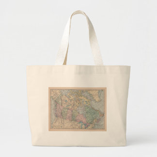 Oh Canada Large Tote Bag
