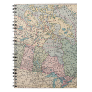Oh Canada Spiral Notebook