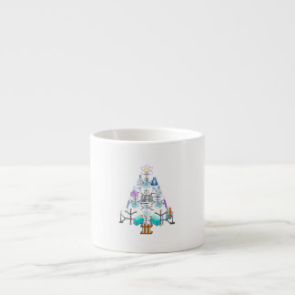 Oh Chemistry Oh Chemist Tree Espresso Cup