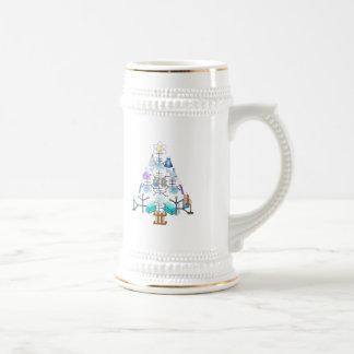 Oh Chemistry, Oh Chemist Tree Coffee Mug