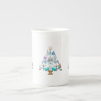 Oh Chemistry, Oh Chemist Tree Porcelain Mug