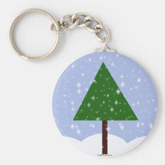 Oh Christmas Tree Key Chain