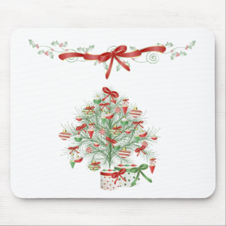 Oh Christmas Tree Mouse Mat