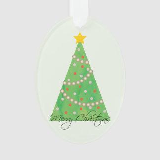 Oh Christmas Tree Ornament