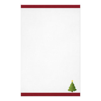 Oh Christmas tree Stationery
