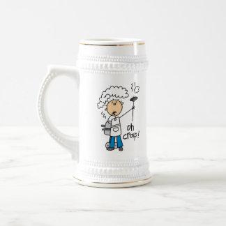Oh Crap Funny Barbecue Gift Coffee Mug