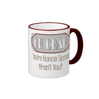 Oh Crap Mugs