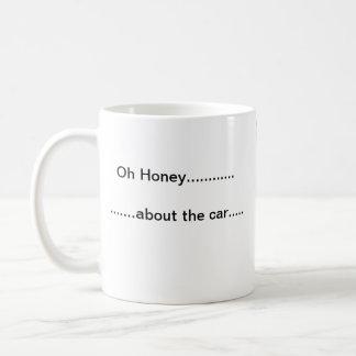 oh crap basic white mug