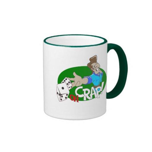 OH Crap! T-shirts and Gifts. Mug