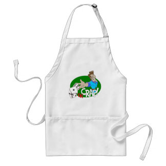 OH Crap! T-shirts and Gifts. Standard Apron