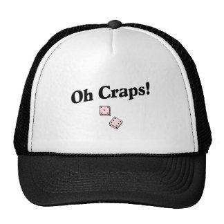 Oh Craps Trucker Hat