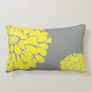 Oh Dahlia! Lumbar Cushion