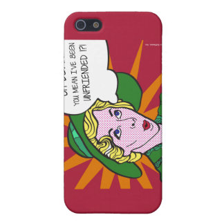 Oh Dear You Mean I've Been Unfriended? Pop Art iPhone 5 Case
