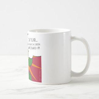 Oh Dear You Mean I've Been Unfriended? Pop Art Coffee Mugs