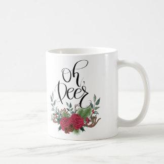 Oh, Deer Coffee Mug