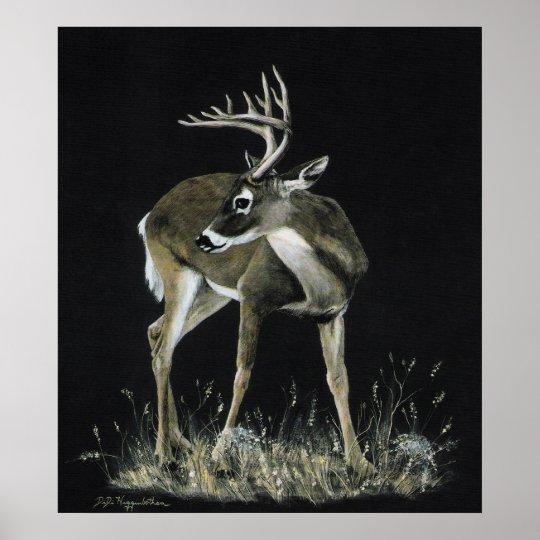 Oh Deer....Listen! print