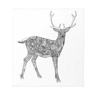 Oh Deer Notepad