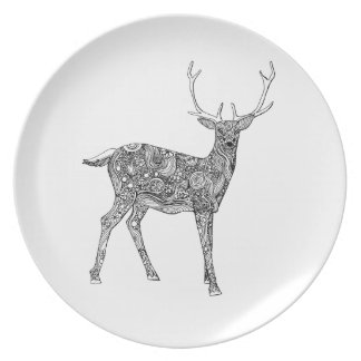 Oh Deer Party Plates