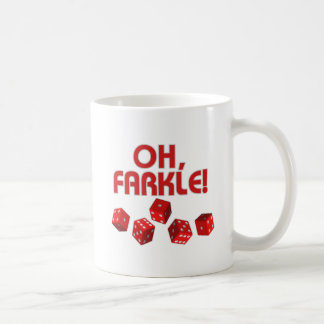 Oh, Farkle! Coffee Mug
