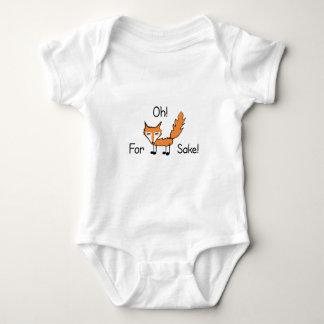Oh! For Fox Sake! Baby Bodysuit