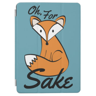 Oh, For Fox Sake iPad Air Cover
