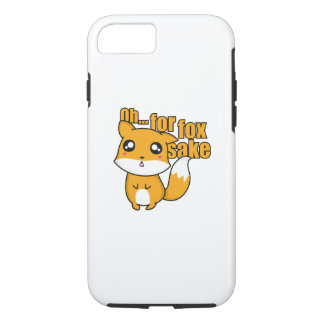 Oh... For Fox Sake iPhone 7 Case