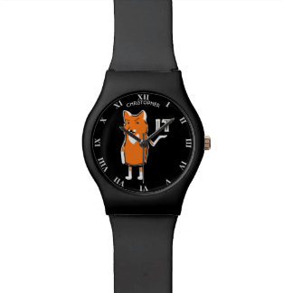 Oh Fox It Funny Sarcastic Humorous Cool Funny Watch