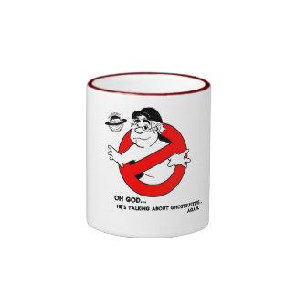 """""""OH GOD... GB"""" PLANET BIERWAGEN COFFEE MUG"""