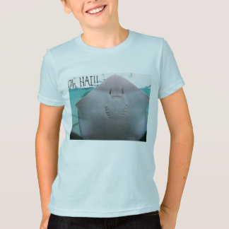 Oh Hai! Stingray Kid's Tee