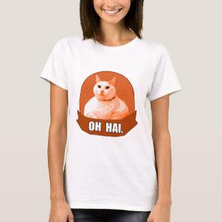 OH HAI. T-Shirt