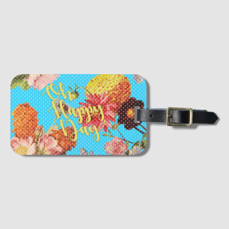 Oh Happy Day! Luggage Tag