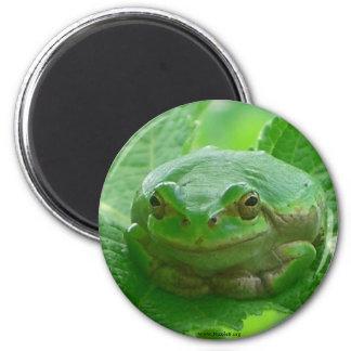 Oh happy day 6 cm round magnet